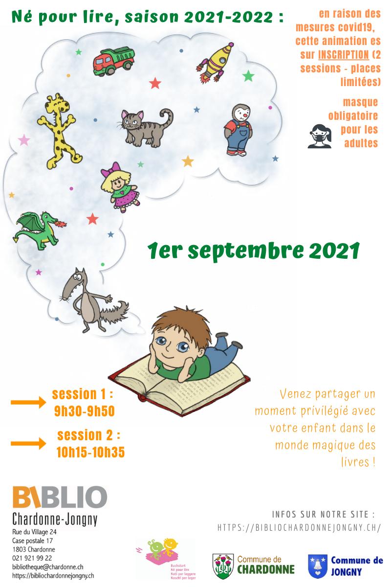 Animation bibliothèque 31.05.17